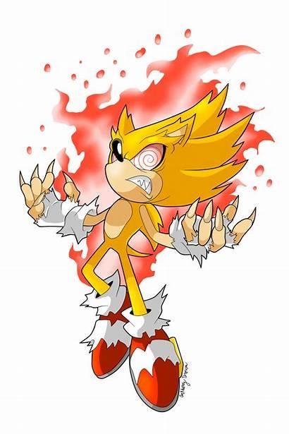 Sonic Iblis Doom Hedgehog Villains Amy Deviantart