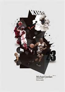 Michael Jordan Graphic Design