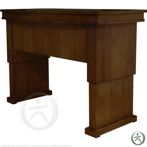 Shop Uplift Traditional Executive Adjustable Height Desks