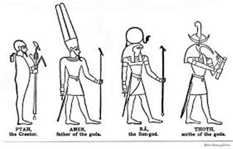facts  ancient egypt gods fact file
