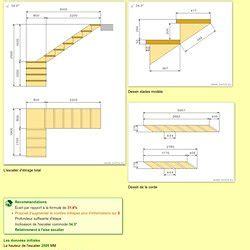 angle d un escalier calcul escalier pearltrees