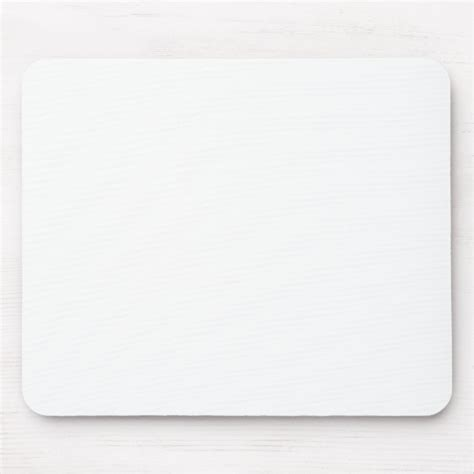 pad template blank mouse pad template zazzle