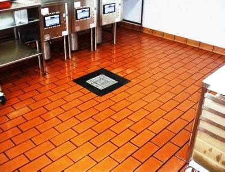 quarry tiles kitchen takeaway kitchen quarry tiles cleaned hockliffe 1701