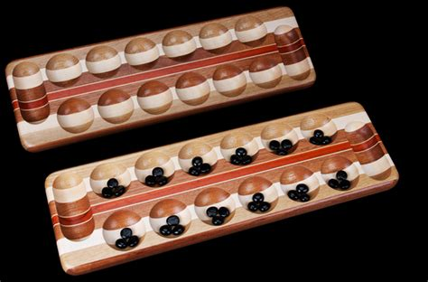 mancala board game boards hardwood mancala game of counting strategy
