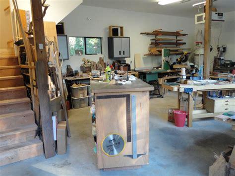 woodworking workshop matthew  curry