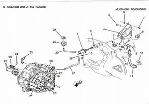 2004 Chevy Cavalier Hydraulic Clutch Diagram  Engine  Auto