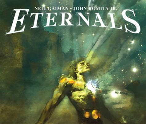 Eternals (2006) #1 | Comic Issues | Marvel