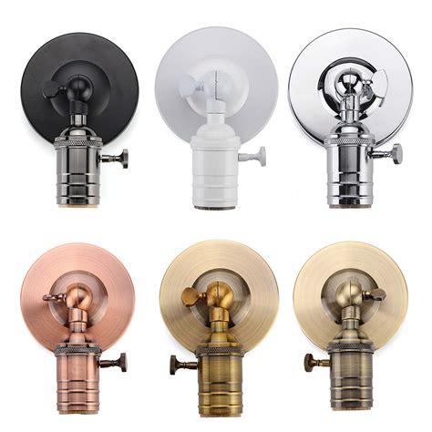 e27 e26 modern edison vintage ceiling light wall l bulb