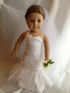 51 best ag doll wedding dresses images on pinterest With american girl doll wedding dress