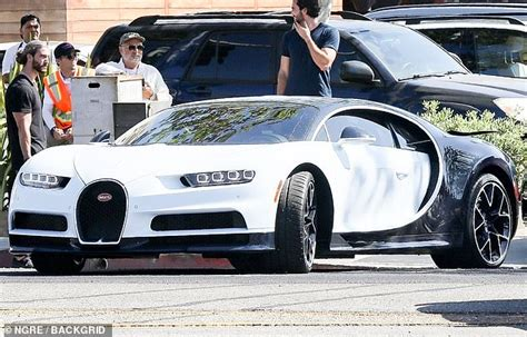 Kylie jenner's latest whip is a bugatti chiron, the $3 million supercar from the famed french automaker. Kylie Jenner is ravishing in red Fendi as she meets BFF ...