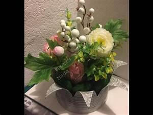 Blume Aus Frühstückstüten : diy blume aus einer dose blechdose youtube ~ Eleganceandgraceweddings.com Haus und Dekorationen
