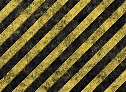Stripes Hazard Background Gold Construction Wallpapers Yellow