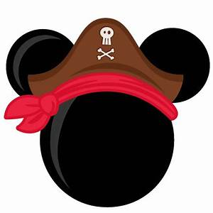Pirate Mouse Head Freebies Free SVG files for scrapbooking ...