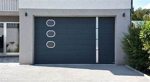 fabricant de porte de garage sectionnelle motorisee With porte de garage sectionnelle avec picard serrures