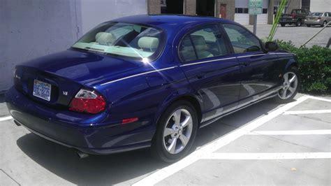 2003 Jaguar S-type Black