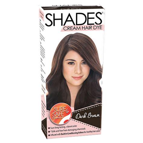 Shades Black Hair Dye by Shades Hair Dye Brown
