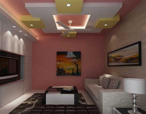 ide  desain plafon ruang tamu minimalis ukuran