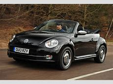 VW Beetle Cabriolet 14 50s review Auto Express