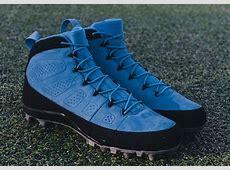 Air Jordan 9 Football Cleats Sole Collector