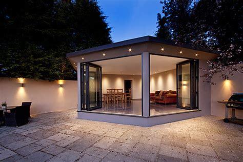 high end residential contemporary patio