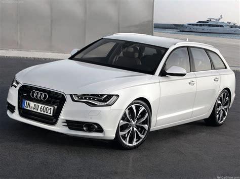 Car Models Com 2018 Audi A6 Avant