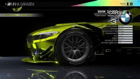 Project Cars  Dubai International  Bmw Z4 Gt3 (custom