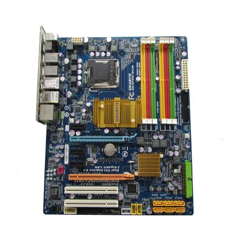 Gigabyte GA-EP45-DS3R REV 1.0 LGA775 Motherboard With BP ...