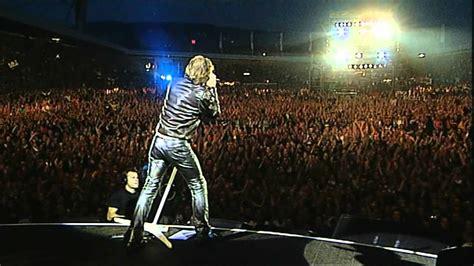 Bon Jovi Life The Crush Tour Live Zurich
