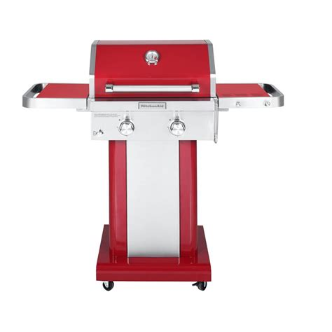 Kitchenaid Gas Grill Home Depot by Kitchenaid 2 Burner Propane Gas Grill In 720 0891c