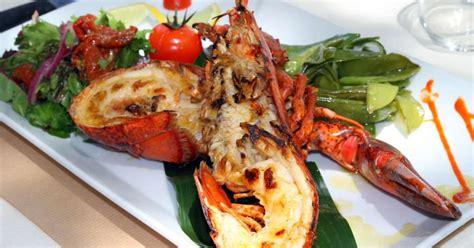 cuisiner le crabe homard thermidor recette du homard thermidor partie 1