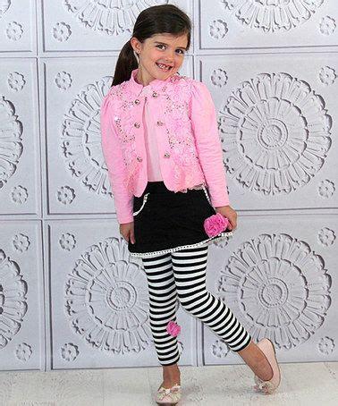 Black and Pink Rose Leggings