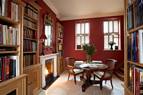 Red Paint Room Ideas And Inspiration Photos