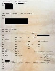 Peut On Vendre Une Voiture Sans Carte Grise : carte grise ~ Gottalentnigeria.com Avis de Voitures