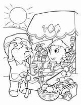 Manny Lemonade Coloring Handy Calor Heat Colorear Limonada Dibujos Colorkid Colorare Calore Nel Limonade Hitze Chaleur Dans Disegni Malvorlagen Meister sketch template
