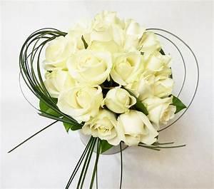 bouquet mariee rose blanche atlubcom With affiche chambre bébé avec bouquet de fleurs en chocolat pas cher