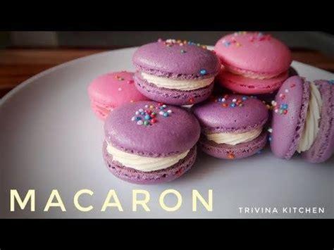 Awal resep macaroon adalah berbagai variasi meringue almond mirip dengan amaretti , dengan kerak renyah dan bagian dalam yang lebih lembut. RESEP DAN TIPS MEMBUAT MACARON WARNA | MACARON RECIPE - YouTube | Kue lezat, Kue kering, Kue