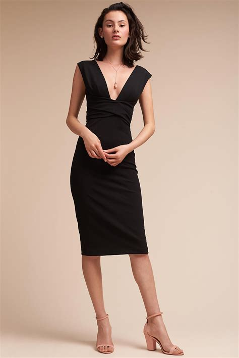 Little Black Dresses  Three Ways To Wear Your Lbd Bhldn