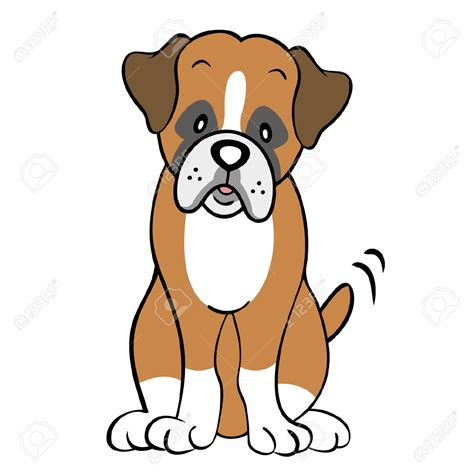 Clip Dogs Boxer Clipart Clipground