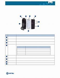 Mitel 5330e User U0026 39 S Manual