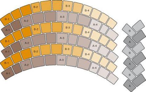 Rechteckpflaster In Kurven Verlegen by Segmentbogenpflaster