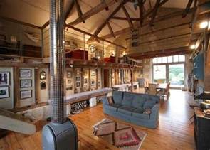 Pole Barn Home Interiors Metal Building House Plans Plans Post Beam Building Homes Log Cabin Home Metal Living Room