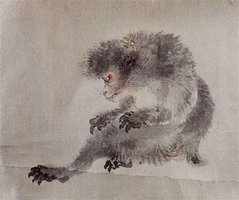 japanese macaque watanabe kazan japanese macaque
