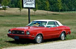 TopWorldAuto >> Photos of Ford Mustang II Cobra II - photo galleries