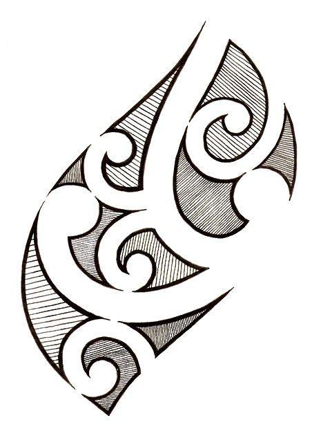 polynesian tattoo   melhadkei  deviantart doodles