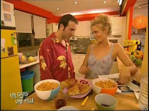 un gars une fille cuisine un gars une fille au petit déjeuner