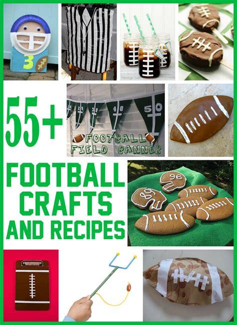 football crafts recipes  kids fun family crafts