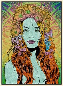 "Chuck Sperry's ""Maia"" Art Print Release at LA Art Show ..."