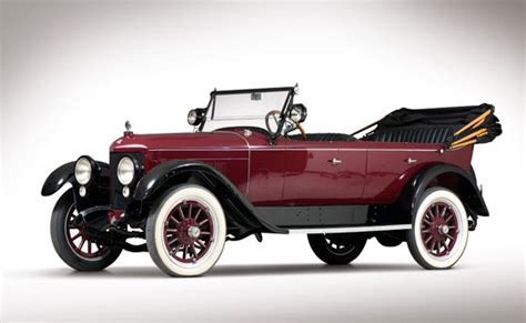 Premier Touring Car 1920