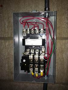 I Have A Cr 306 Magnetic Starter 3 Pole 230v And I Cant Get