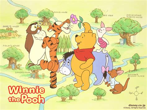 Animated Winnie The Pooh Wallpaper - animation pictures wallpapers winnie the pooh wallpapers